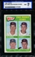 1965 Topps Baseball #573 Red Sox Rookie Stars (Jim Lonborg) ISA 7 (NM) *0690