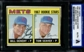 1967 Topps Baseball #581 Tom Seaver Rookie ISA A (Authentic) *0697