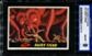 1962 Topps Mars Attacks #42 Hairy Fiend ISA 8 (NM-MT) *0775