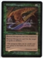 Magic the Gathering Invasion Single Blurred Mongoose Foil