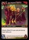 WoW Fires of Outland Single Lor'themar Theron (FoO-171) NM/MT