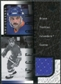 2000/01 Upper Deck Legends Legendary Game Jerseys #JBT Bryan Trottier