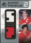 2002/03 Upper Deck SP Authentic Super Premiums #DPYS Steve Yzerman Brendan Shanahan /299