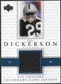 2000 Upper Deck Legends Legendary Jerseys #LJED Eric Dickerson