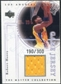 2000 Upper Deck Lakers Master Collection Game Jerseys #RHJ Robert Horry /300