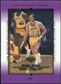 2000 Upper Deck Lakers Master Collection #4 Jerry West /300