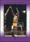 2000 Upper Deck Lakers Master Collection #5 Elgin Baylor /300