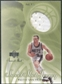 2001/02 Upper Deck Sweet Shot Game Jerseys #KV Keith Van Horn