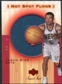 2001/02 Upper Deck Sweet Shot Hot Spot Floor #JKF Jason Kidd