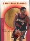 2001/02 Upper Deck Sweet Shot Hot Spot Floor #SPF Scottie Pippen