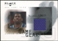 2000/01 Upper Deck Black Diamond Game Gear #MF Michael Finley