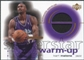 2001/02 Upper Deck Ovation Superstar Warm-Ups #KM Karl Malone