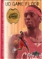 2001/02 Upper Deck Hardcourt UD Game Floor #DA Darius Miles