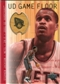 2001/02 Upper Deck Hardcourt UD Game Floor #SJ Stephen Jackson