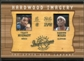 2001/02 Upper Deck Inspirations Hardwood Imagery Combo #TM/DM Tracy McGrady Darius Miles