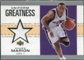 2002/03 Upper Deck UD Authentics Uniform Greatness #SHU Shawn Marion