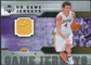 2005/06 Upper Deck Game Jerseys #LW Luke Walton
