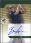 2003 Upper Deck SP Authentic Sign of the Times #CR Ben Crane Autograph