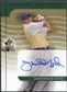 2003 Upper Deck SP Authentic Sign of the Times #JB Jonathan Byrd Autograph