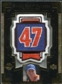 2003 Upper Deck Sweet Spot Patches #TO1 Tom Glavine