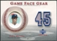 2003 Upper Deck Game Face Gear #PM Pedro Martinez