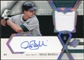 2004 Upper Deck SPx Swatch Supremacy Signatures Young Stars #RB Rocco Baldelli Autograph /999