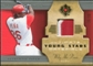 2005 Upper Deck Ultimate Collection Young Stars Materials Patch #WP Wily Mo Pena /30