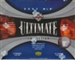 2007 Upper Deck Ultimate Collection Baseball Hobby Box