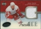 2005/06 Upper Deck Ice Fresh Ice Glass #FIJF Johan Franzen