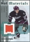 2005/06 Fleer Hot Prospects Hot Materials #HMCP Corey Perry