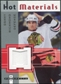 2005/06 Fleer Hot Prospects Hot Materials #HMDR Danny Richmond