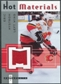 2005/06 Fleer Hot Prospects Hot Materials #HMEN Eric Nystrom