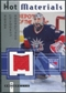 2005/06 Fleer Hot Prospects Hot Materials #HMHL Henrik Lundqvist