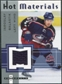 2005/06 Fleer Hot Prospects Hot Materials #HMJB Jaroslav Balastik