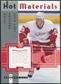 2005/06 Fleer Hot Prospects Hot Materials #HMJF Johan Franzen
