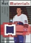 2005/06 Fleer Hot Prospects Hot Materials #HMRI Raitis Ivanans