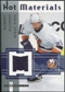 2005/06 Fleer Hot Prospects Hot Materials #HMRN Robert Nilsson
