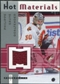 2005/06 Fleer Hot Prospects Hot Materials #HMSA Philippe Sauve