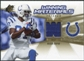 2006 Upper Deck SPx Winning Materials #WMVRW Reggie Wayne