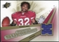 2006 Upper Deck SPx Swatch Supremacy #SWEJ Edgerrin James