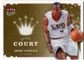 2006/07 Fleer Ultra Kings of the Court #KKAI Andre Iguodala