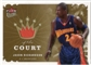 2006/07 Fleer Ultra Kings of the Court #KKJR Jason Richardson