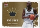 2006/07 Fleer Ultra Kings of the Court #KKKG Kevin Garnett