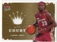 2006/07 Fleer Ultra Kings of the Court #KKLJ LeBron James