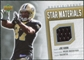2006 Upper Deck Rookie Debut Star Materials Silver #SMJH Joe Horn