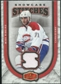 2006/07 Fleer Flair Showcase Stitches #SSMR Mike Ribeiro