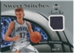 2006/07 Upper Deck Sweet Shot Stitches #AK Andrei Kirilenko