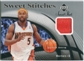 2006/07 Upper Deck Sweet Shot Stitches #BD Baron Davis