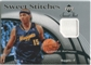 2006/07 Upper Deck Sweet Shot Stitches #CA Carmelo Anthony