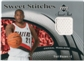 2006/07 Upper Deck Sweet Shot Stitches #JM Jamaal Magloire